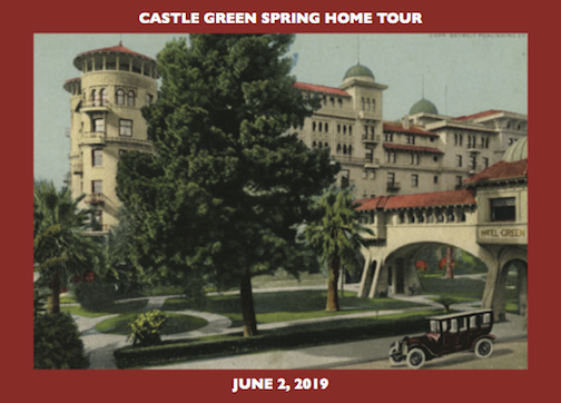 Castle Green June Tour 2019